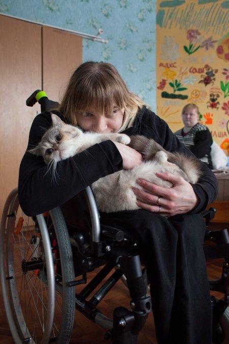 Маша Удалова: «У вас же есть руки и ноги. Почему вы такие злые и беспомощные?»