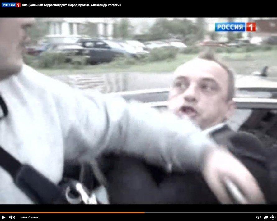 """Кадры из передачи """"Специальный корреспондент"""""""