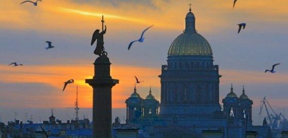 Зияющие бреши обороны Петербурга