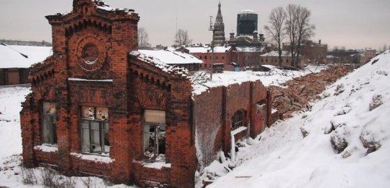 Петербург-Варшавский: остановка в пути