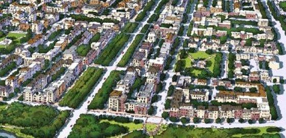 Город-сад или Южный парк?