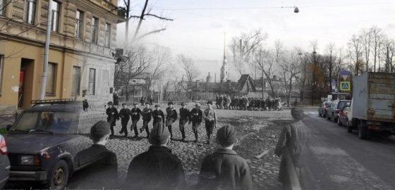 Окно в блокадный Ленинград