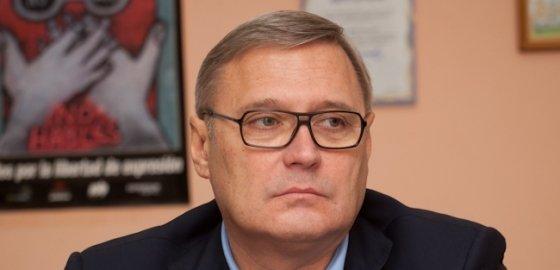 Михаил Касьянов: Вызывает улыбку, когда они говорят, что они — координационный совет оппозиции