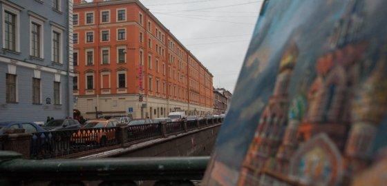 Рядовые держат оборону Петербурга