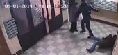 «Он нас хотел добить, но помешал лифт»