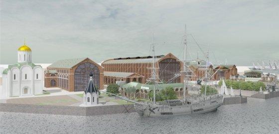 Музей Арктики и Антарктики приглядел себе остров