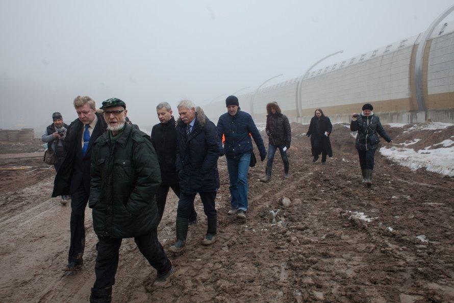 Депутаты проверили ЗСД