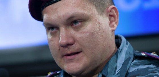 Беркутовец из Крыма рассказал в Петербурге про Майдан