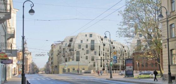 В Петербурге напали на градозащитника