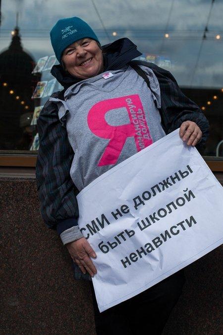 """""""Марш правды"""" в Петербурге: провокации не удались"""