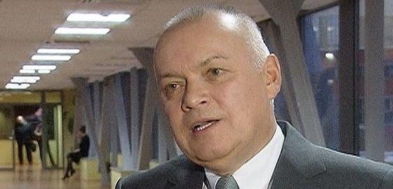 Петербургские журналисты – защитникам Киселева