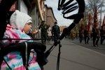 """""""Бессмертный полк"""" на Петроградской стороне (фото): Фоторепортаж"""