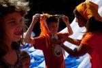 Цветной карнавал : Фоторепортаж