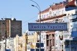 25 мая в Киеве: жара, град и выборы: Фоторепортаж