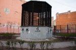 Граффити-акция в поддержку фигурантов «Дела 6 мая»: Фоторепортаж