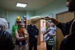 Пасхальная служба в СИЗО: Фоторепортаж