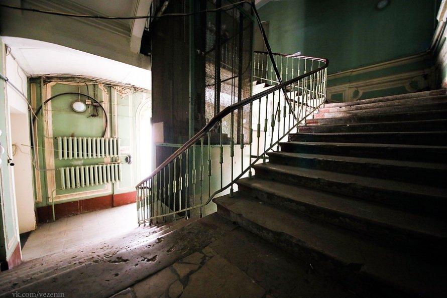 Особняк Вревской: баронессы и медсестры