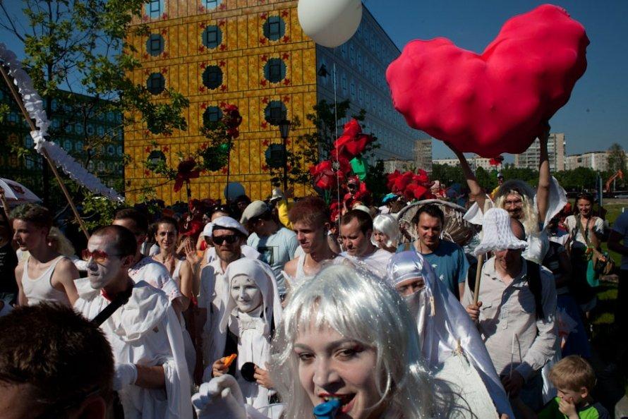 Цветной карнавал