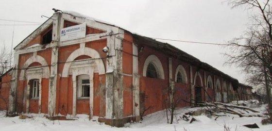 Не стало еще одного пакгауза Варшавского вокзала