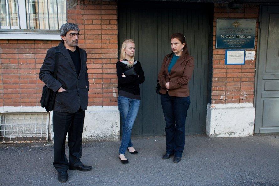 Суд над Антоном Севастьяновым