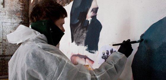 Музей уличного искусства в поисках