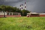Читающий трамвай: Фоторепортаж