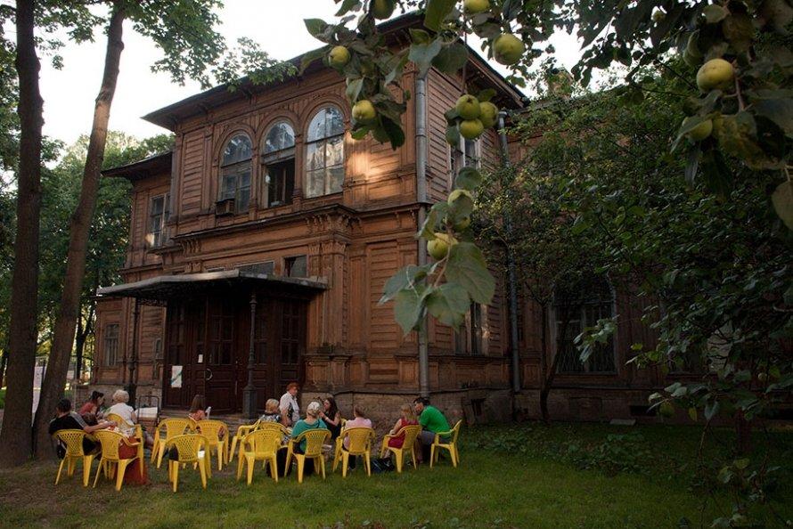 Лопухинский сад: в ожидании перемен