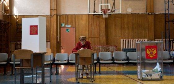 Линия голосования. Петербург