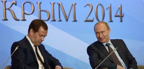 Почему у нас Путин моральный авторитет