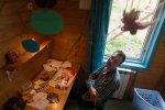 Необычная деревня для необычных людей: Фоторепортаж
