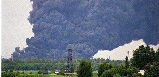 Полигон Красный Бор: химический Чернобыль стартовал