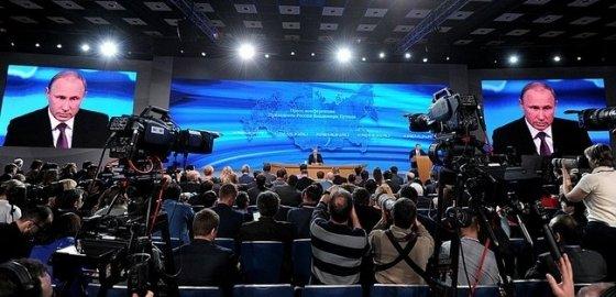 Путин как комендант осажденной крепости