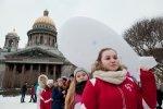 Аэростаты над Петербургом: Фоторепортаж