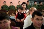 Многонациональная блокада: Фоторепортаж