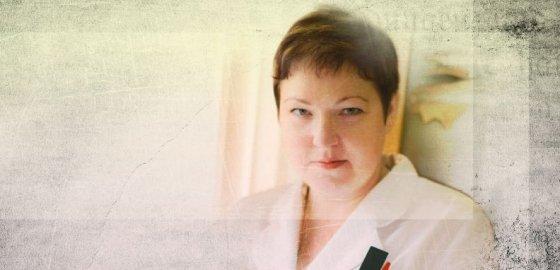 """Елена Ткаченко: """"Нельзя забывать, что за спинами врачей стоят живые люди"""""""