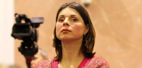 Анна Гаркуша: