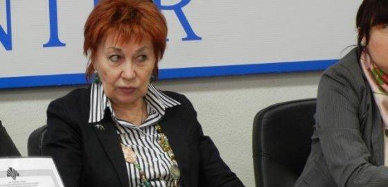 Элла Полякова: