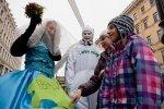 Свадьба Земли: Фоторепортаж