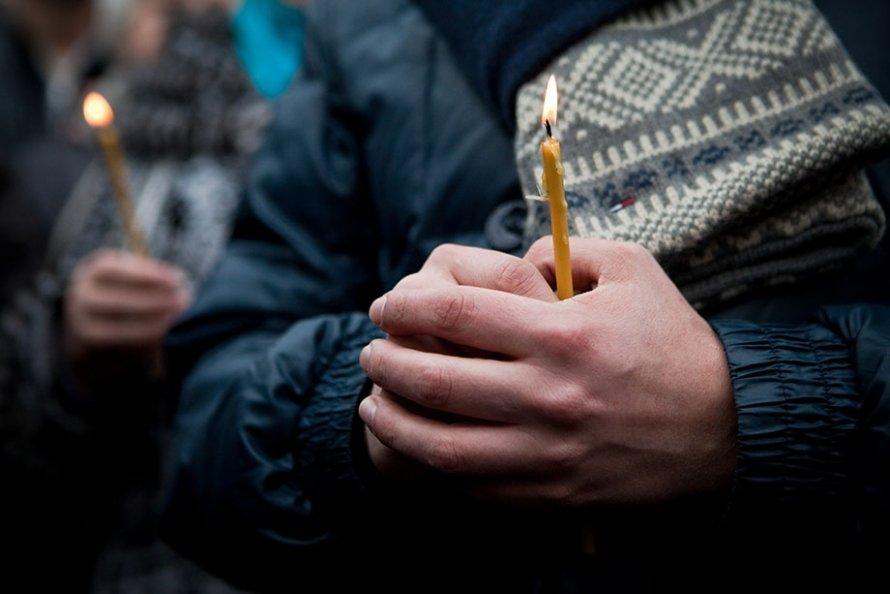 Акция памяти Бориса Немцова