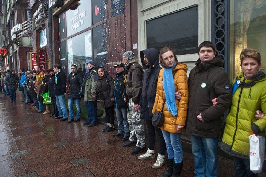 Петербург в защиту Надежды