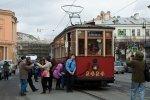 Трамвай наследия : Фоторепортаж