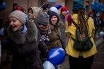 Синий Петербург: Фоторепортаж