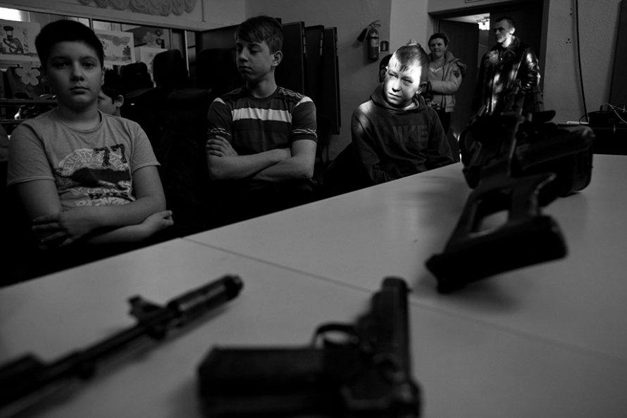 """Дети войны. """"Если убьют, то не страшно: душа будет спокойна, что постоял за родину"""""""