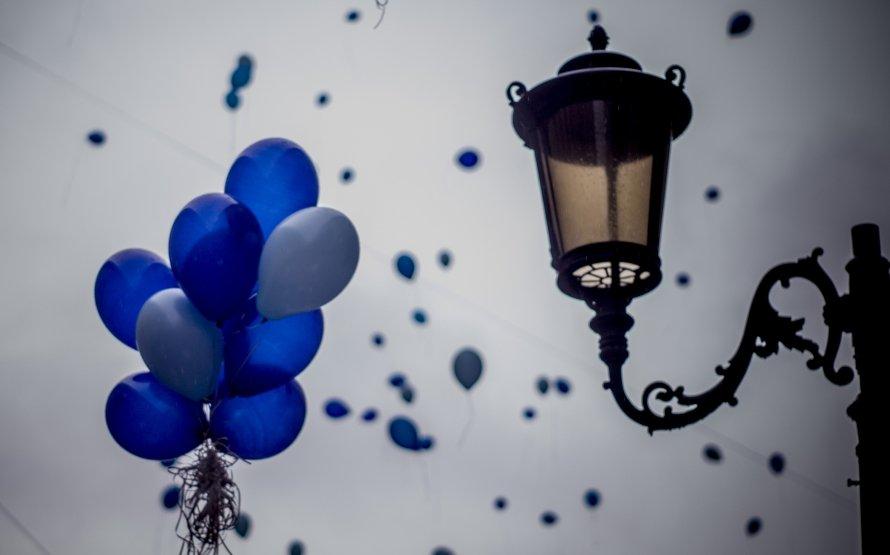 Синий Петербург