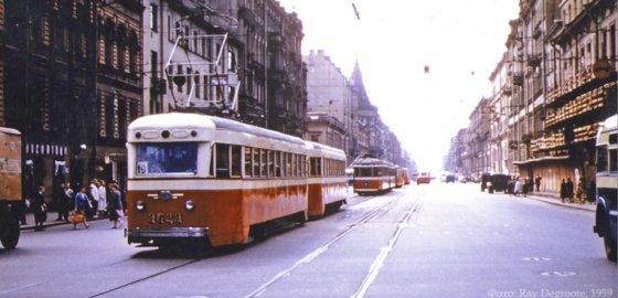 Трамвай Бродского