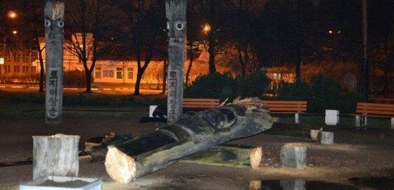 Спецоперация в Сосновке
