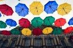 Зонтики на Соляном: Фоторепортаж
