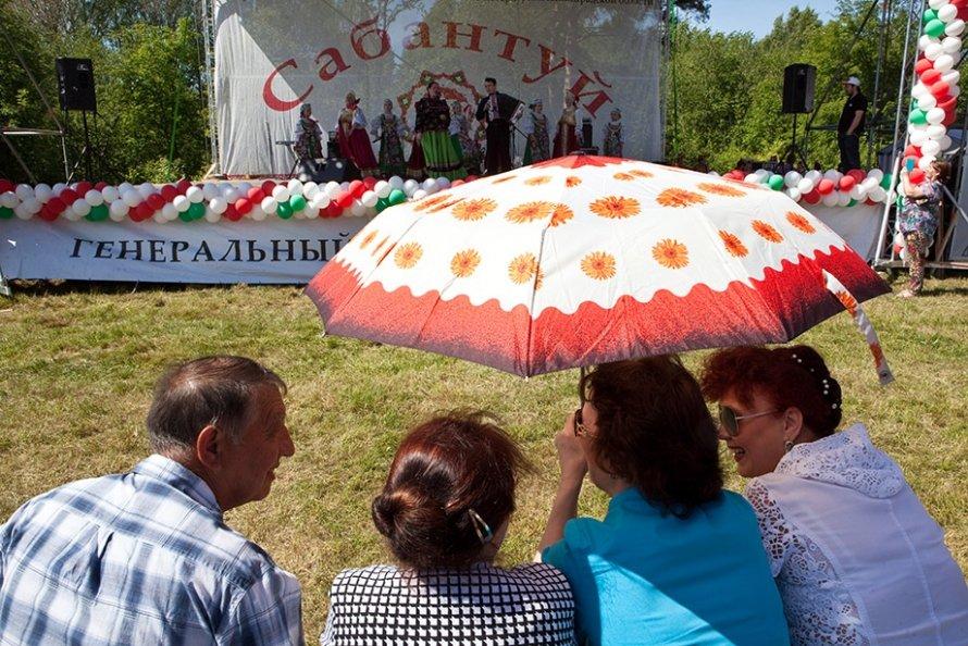 Петербургский Сабантуй