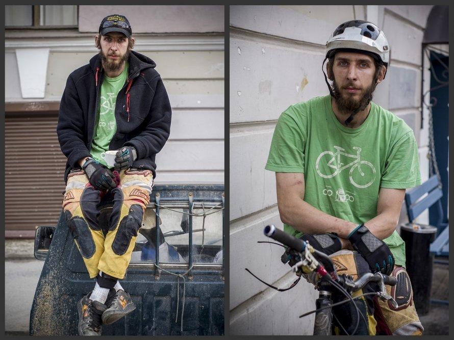 """Против """"джигурды"""" на проезжей части: десять портретов дорожных миротворцев"""