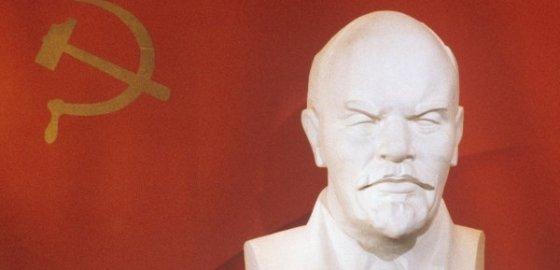 Селфи с Лениным